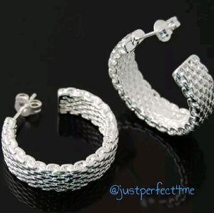 Jewelry - 🎁Holiday Gift🎁Mesh Earrings